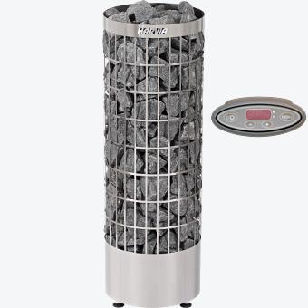 Электрическая печь Cilindro PC90E Steel