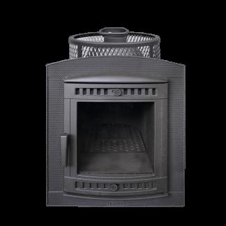 Банная печь «Атмосфера» с сеткой до 22 м³