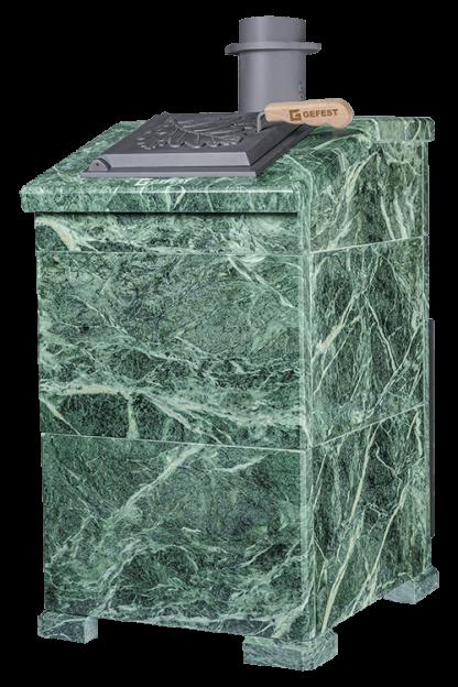 Комплект Гефест ЗК 18(М) Президент 830/40 Змеевик