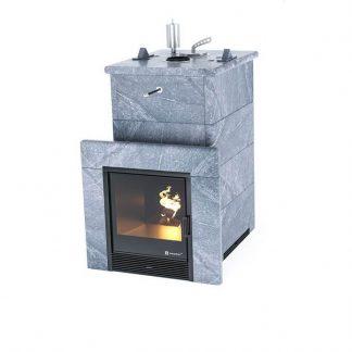 Печь газовая Easysteam «Сочи» в полноценном кожухе
