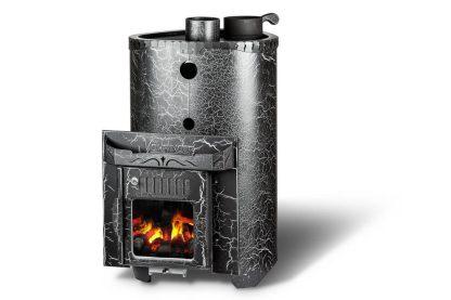 Дровяная банная печь Feringer Классика цельный тоннель (до 23 м3)