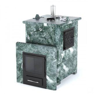 Дровяная банная печь Easysteam «Анапа М2» в полноценном кожухе ЗМЕЕВИК