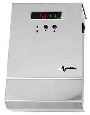 Цифровой пульт управления ПЦ-1/220в Политех (3-8 кВт)