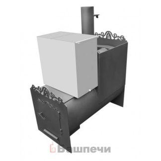 Печь Уфимка 530 - 1м