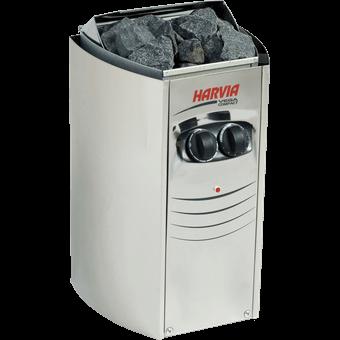 Электрическая банная печь Harvia Vega Compact BC23 Steel