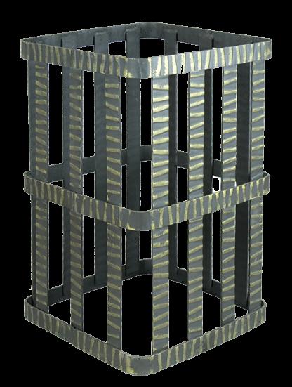 Сетка на трубу 250х250х500 ПБ-04/03 GEFEST