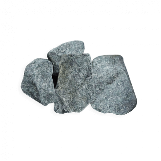 Камни для бани Серпентинит колотый ведро 10кг