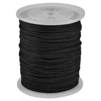 Шнур из керамического волокна черный