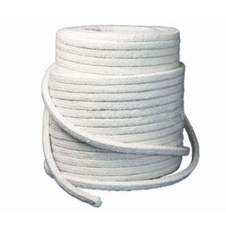 Шнур из керамического волокна самоклеящийся