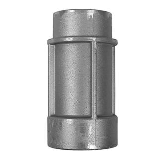 переходной патрубок на трубу чугунный 115Х500 мм (Р)