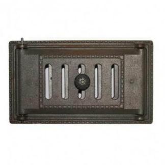Дверка поддувальная каминная ДПК 250х140