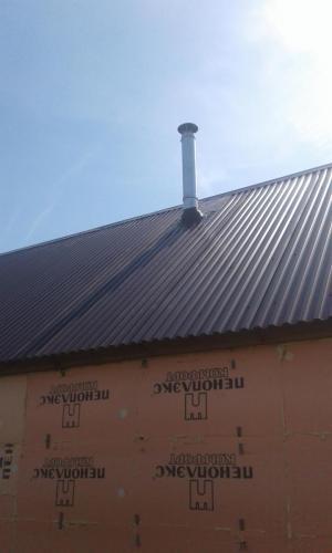 Наши работы - Дымоходы Ульяновский ПечнойЦентр